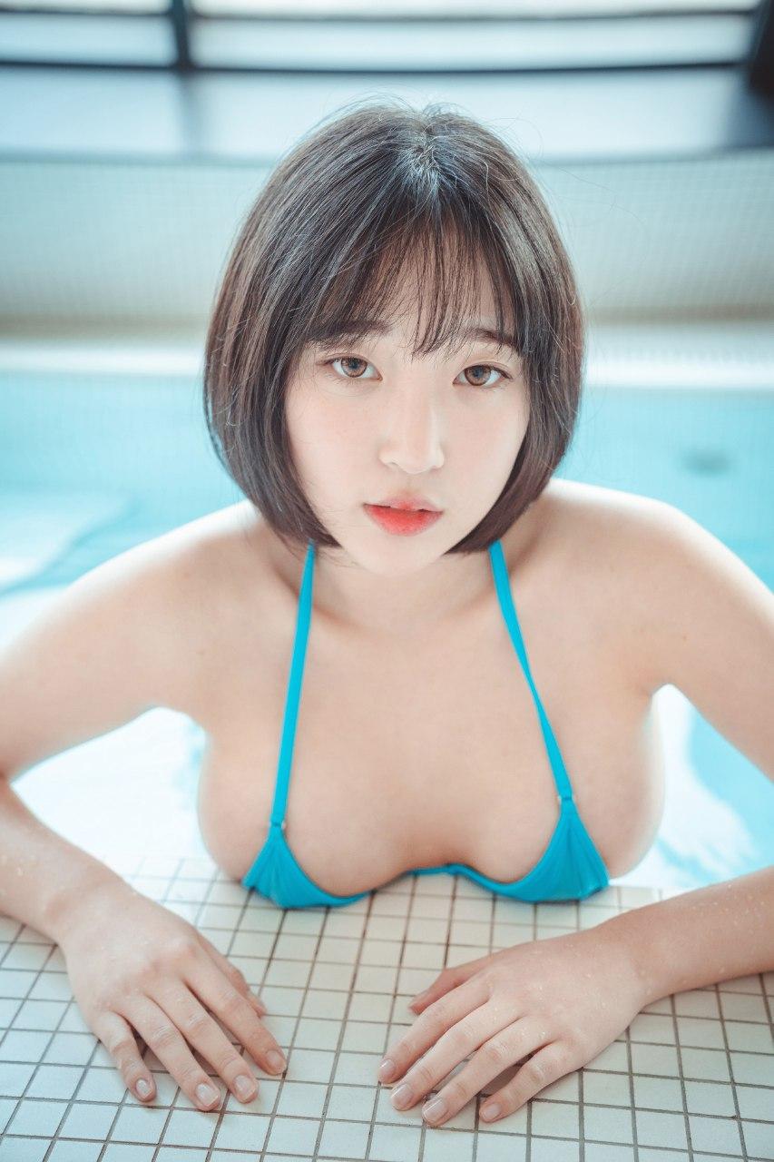 【套圖x45】游泳池邊[40P]