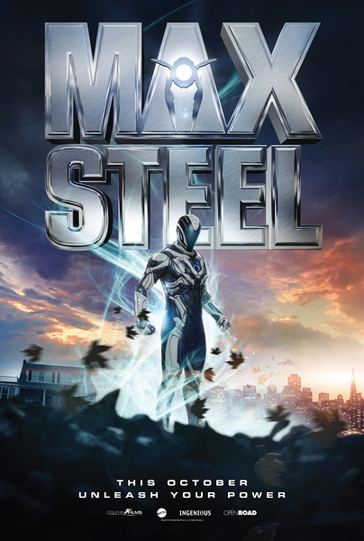 [MEGA]鋼鐵麥斯
