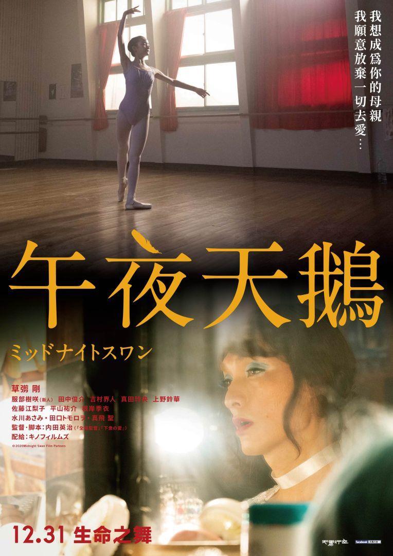 [繁中]午夜天鵝(1080P)上映日期:2020-12-31